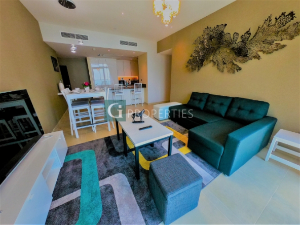 STUNNING 2 BEDROOM FOR RENTAL| MARINA GATE