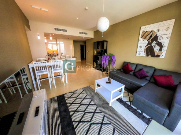LUXURIOUSLY FURNISHED 2BR  MARINA VIEW  HIGH ROI