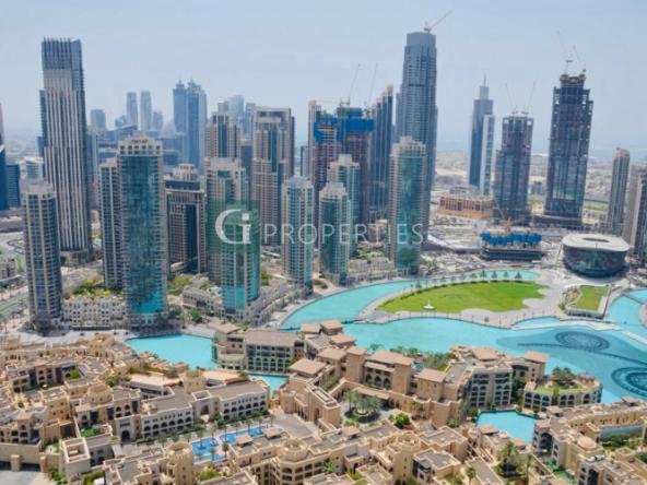 High Floor | 2 Bed | Burj View | Luxury |
