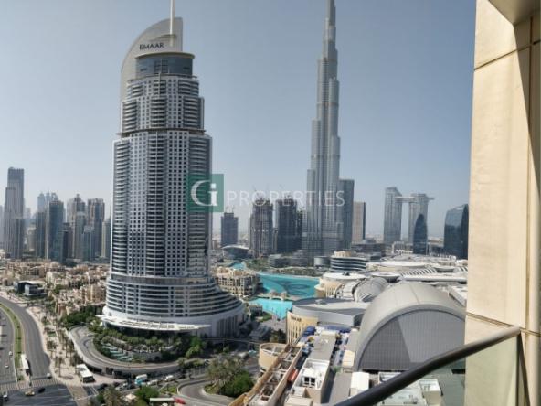 | Burj Khalifa View | 1 Bed | Furnished |
