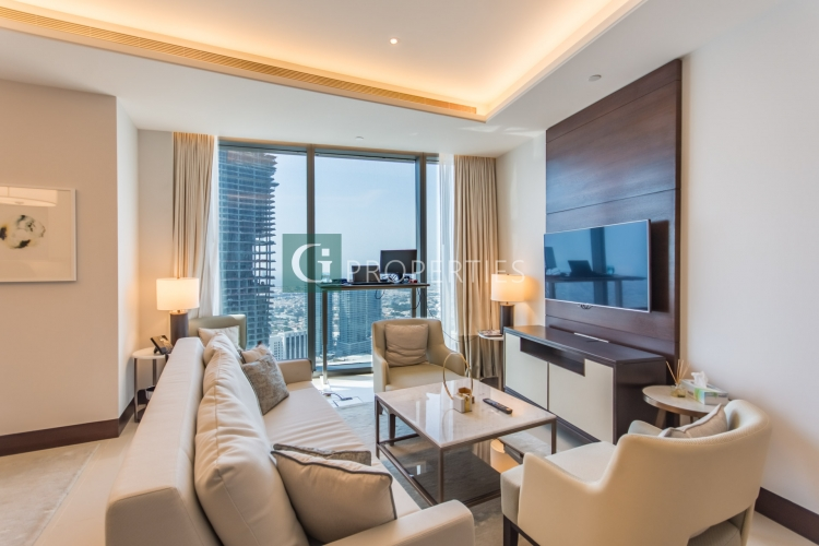 High Floor   2 Bed   Furnished   Luxury  