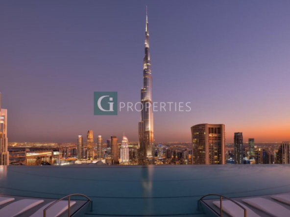 High Floor | Furnished | Ready to Move in