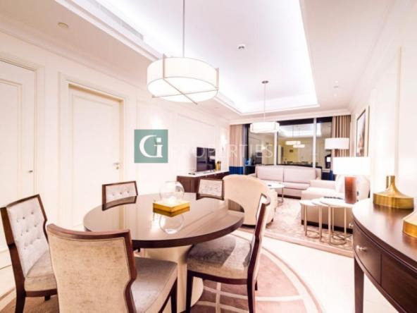 Burj & Fountain View | 2 Bed | Luxurious
