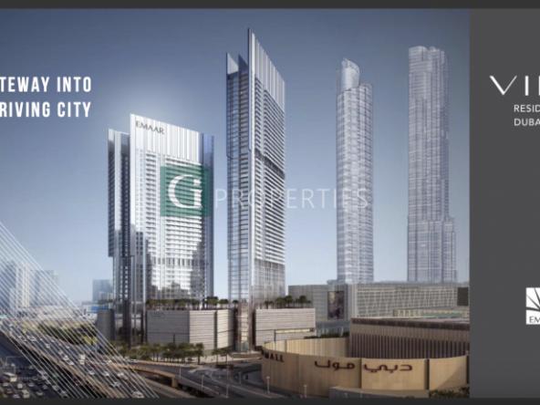Burj & Fountain View | Resale | Luxurious