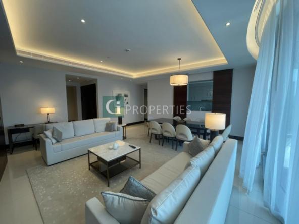 High Floor | Furnished | Corner Unit
